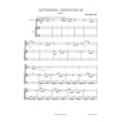 ARTEMISIA ABSINTHIUM score:...