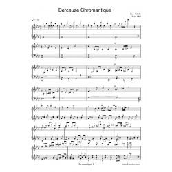 BERCEUSE CHROMANTIQUE...